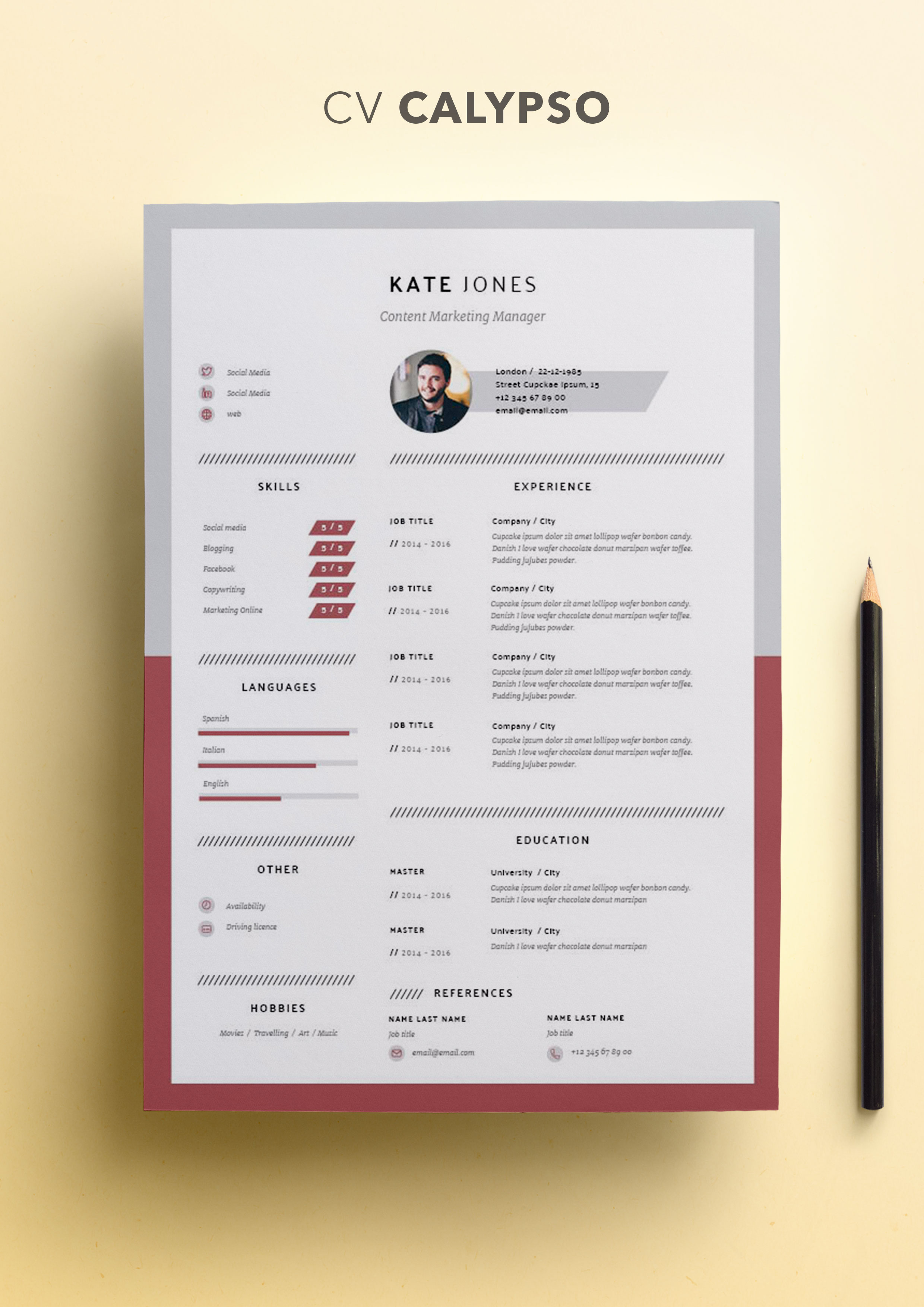 Wunderbar Business Lebenslauf Terminologie Fotos - Entry Level ...