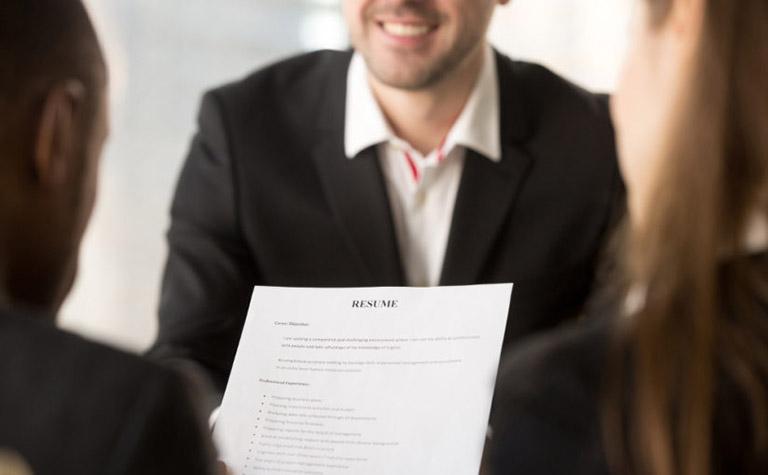 exemples de CV thématique