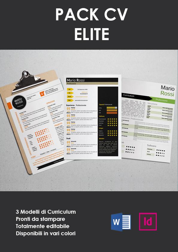 CV Pack Elite