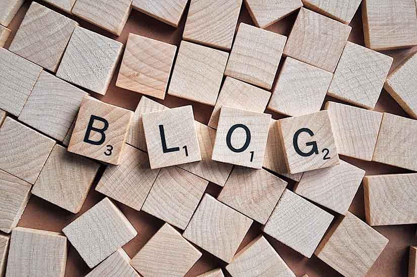 Destacar blog pessoal no CV e nas redes sociais