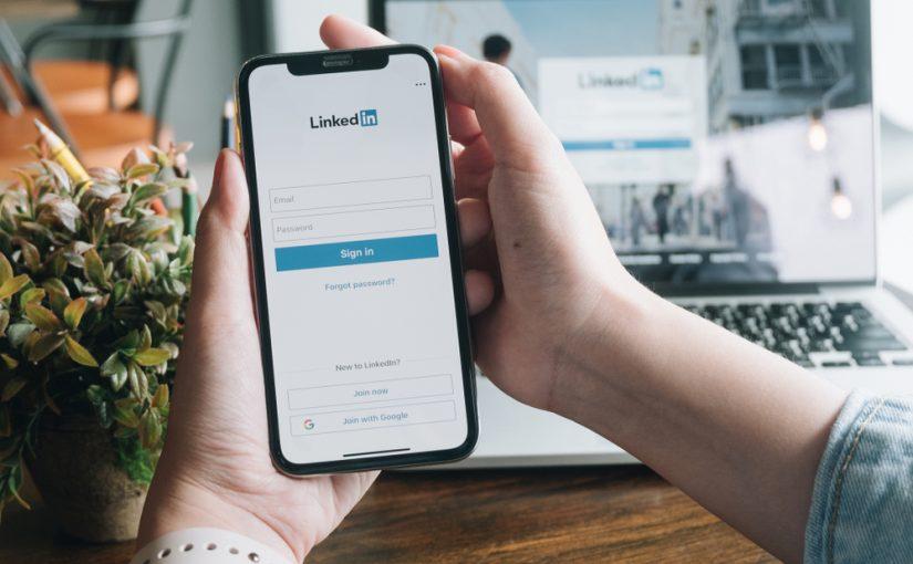 LinkedIn como rede social no curriculum