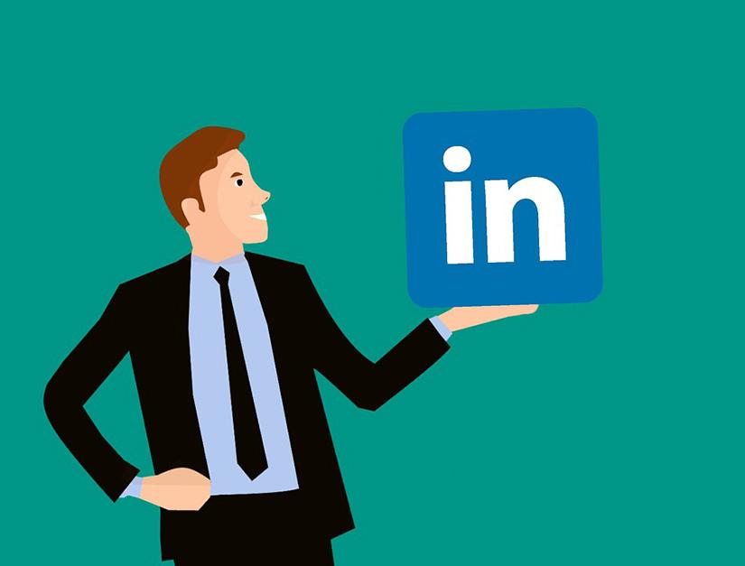 LinkedIn como melhor rede de networking