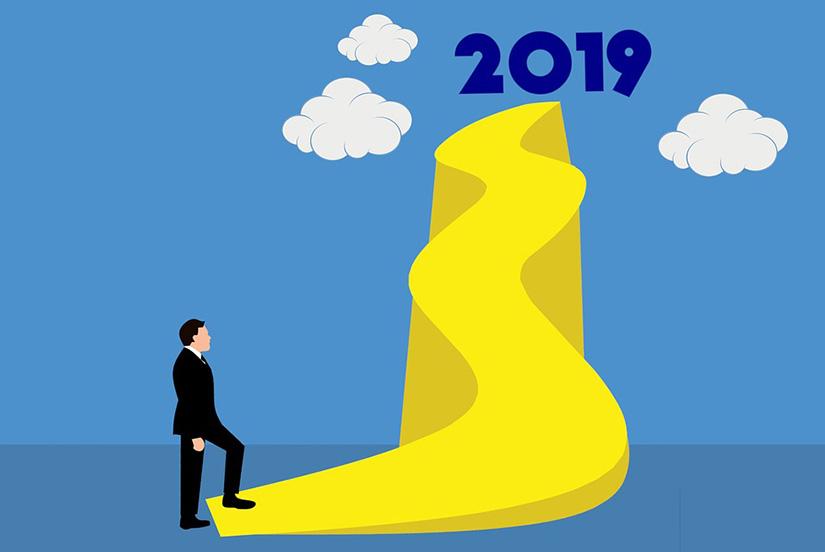 Principais objetivos profissionais para o Ano Novo
