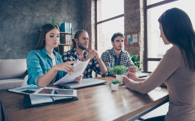 Ser bem sucedido na entrevista de trabalho