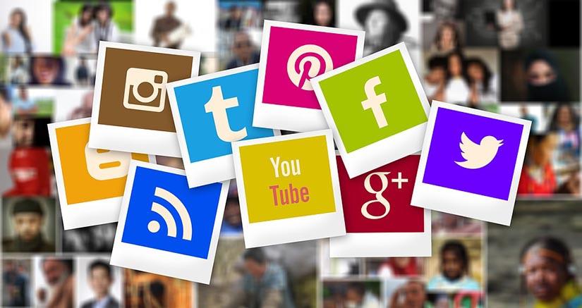 Como atualizar redes sociais no CV