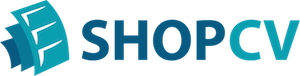 ShopCV English Logo