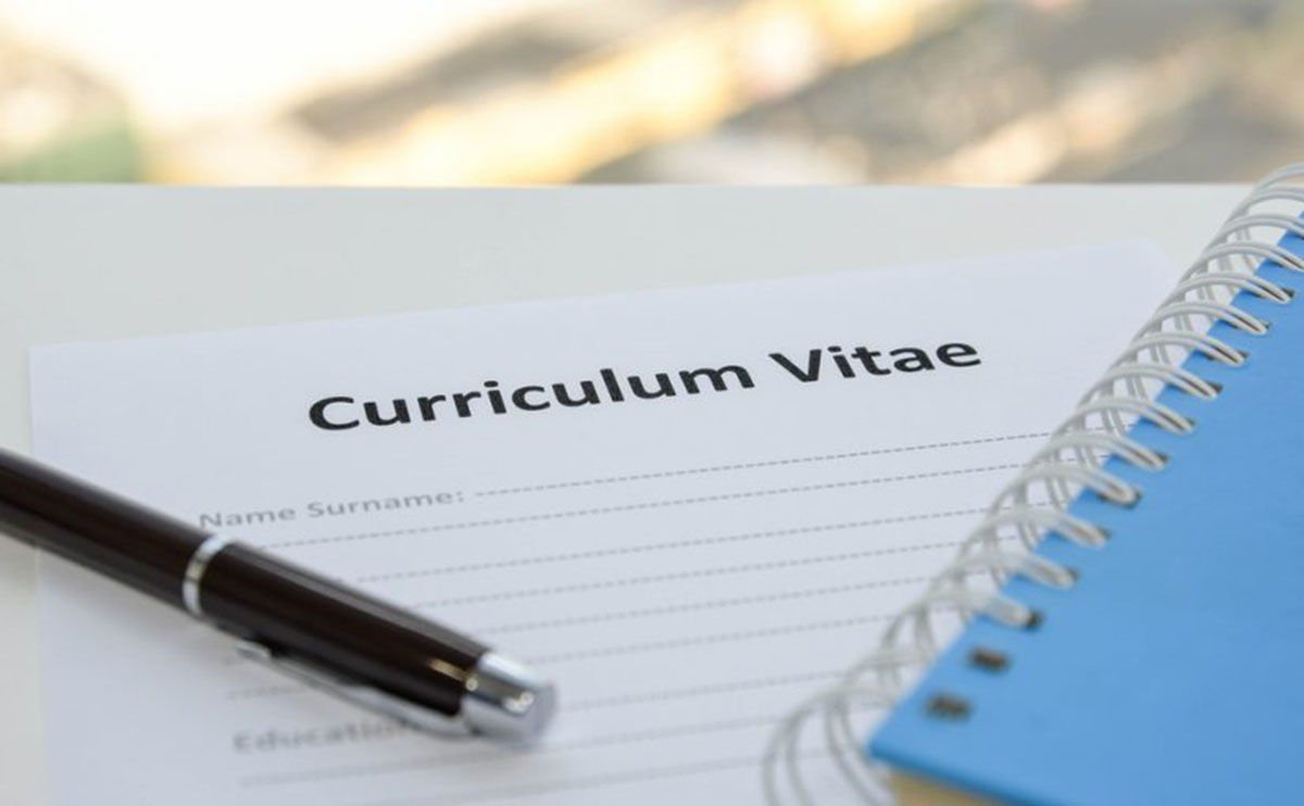 Redactar un CV sin experiencia
