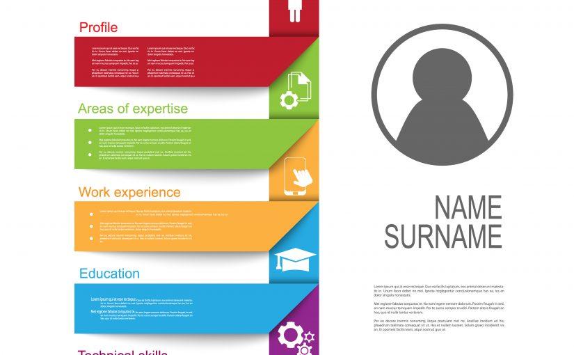 Diseñar un currículum exitoso