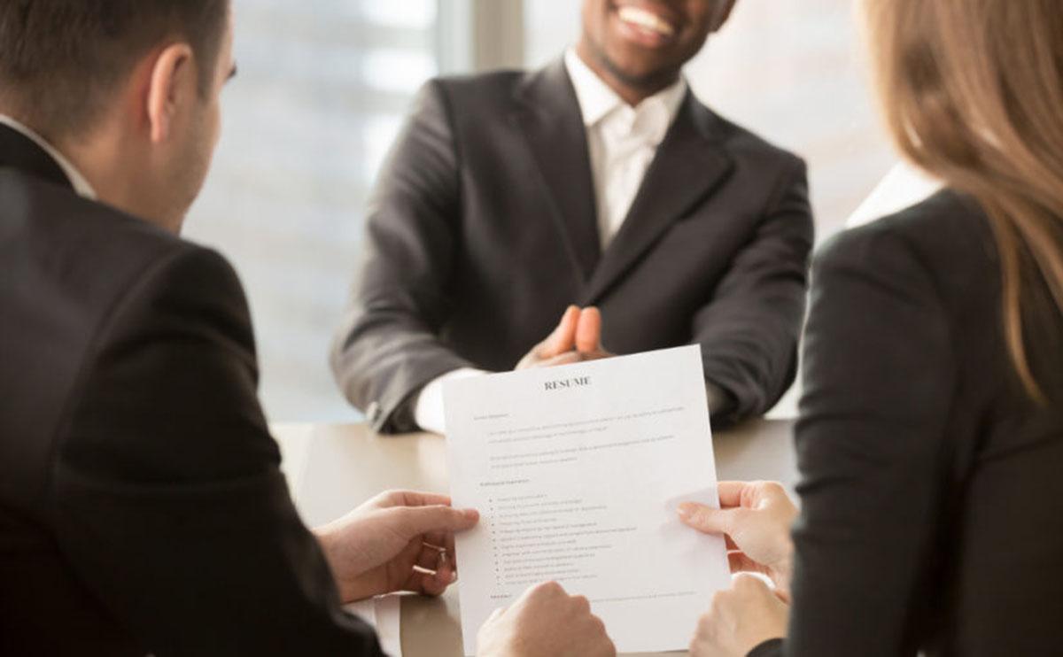 Referencias profesionales en el CV