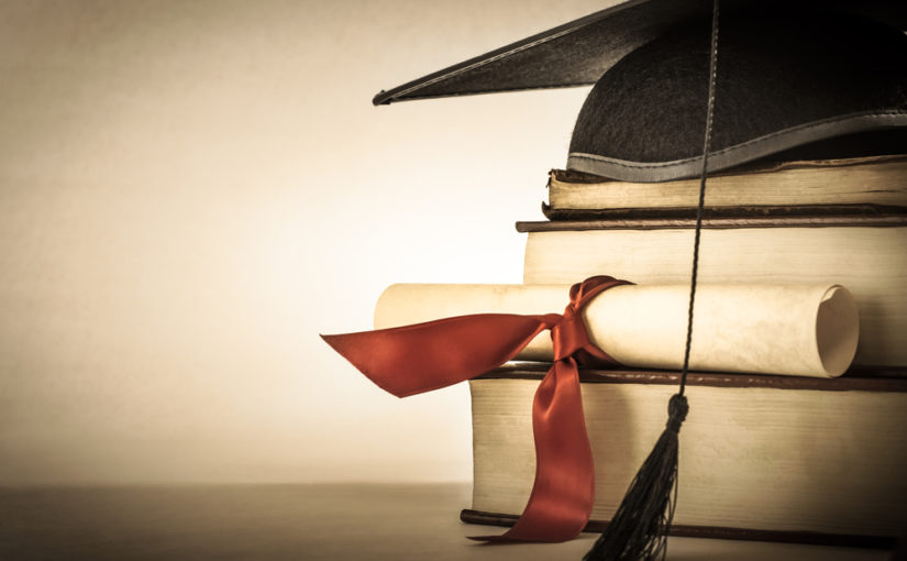 Currículum al acabar los estudios
