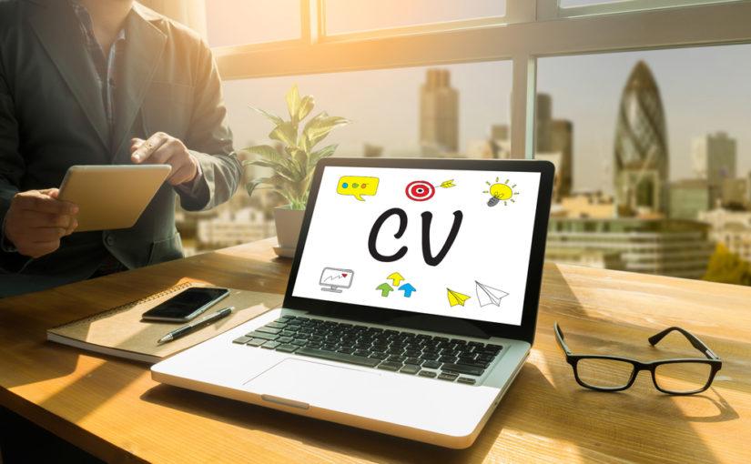 Combinar diseño y practicidad en el CV