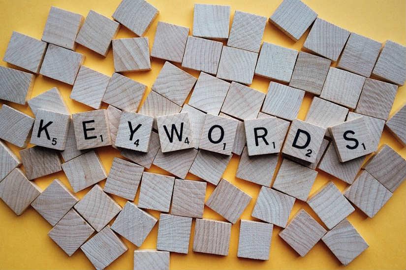 Usa palabras clave en el currículum