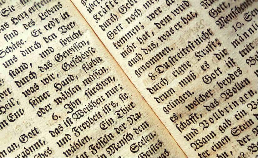 Tipografías que debes evitar en tu currículum