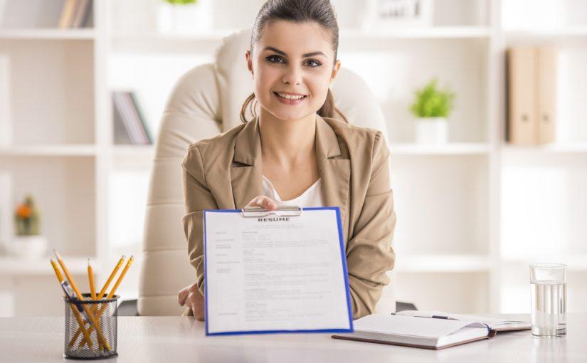 El currículum de autocandidatura