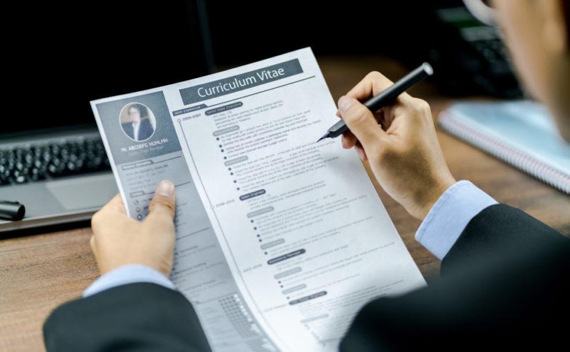 Información a evitar en el CV