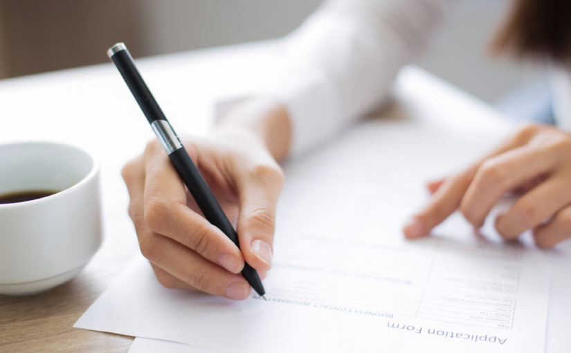 definir perfil profesional en cv